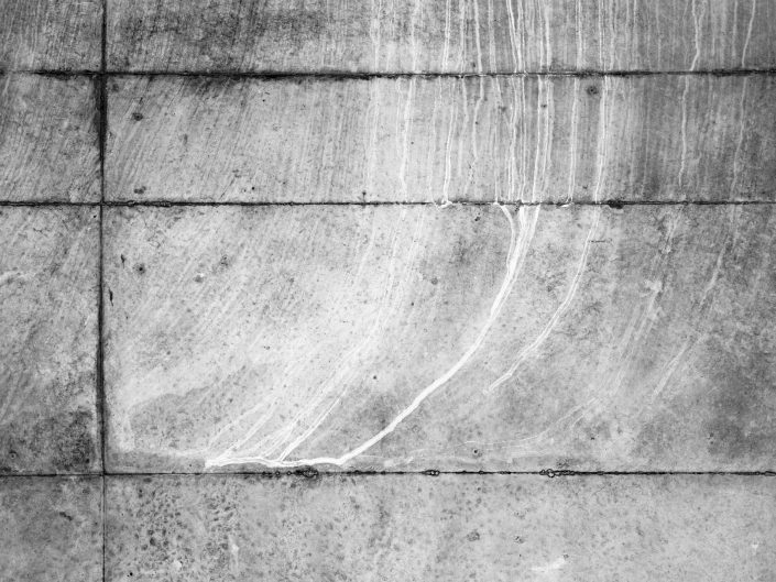 Fine art photography concrete geometry